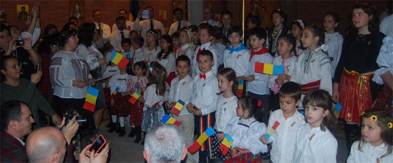 corul de copii barcelona