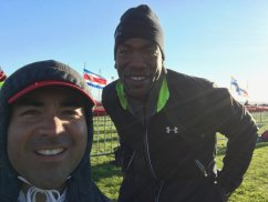 Max Fennell, Bay Area Pro Triathlete & friend