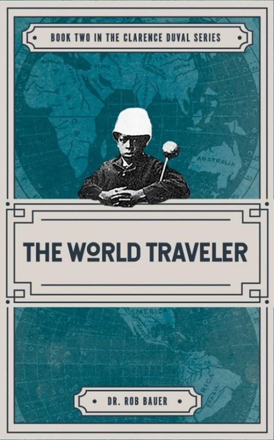 Scroll Image World Traveler