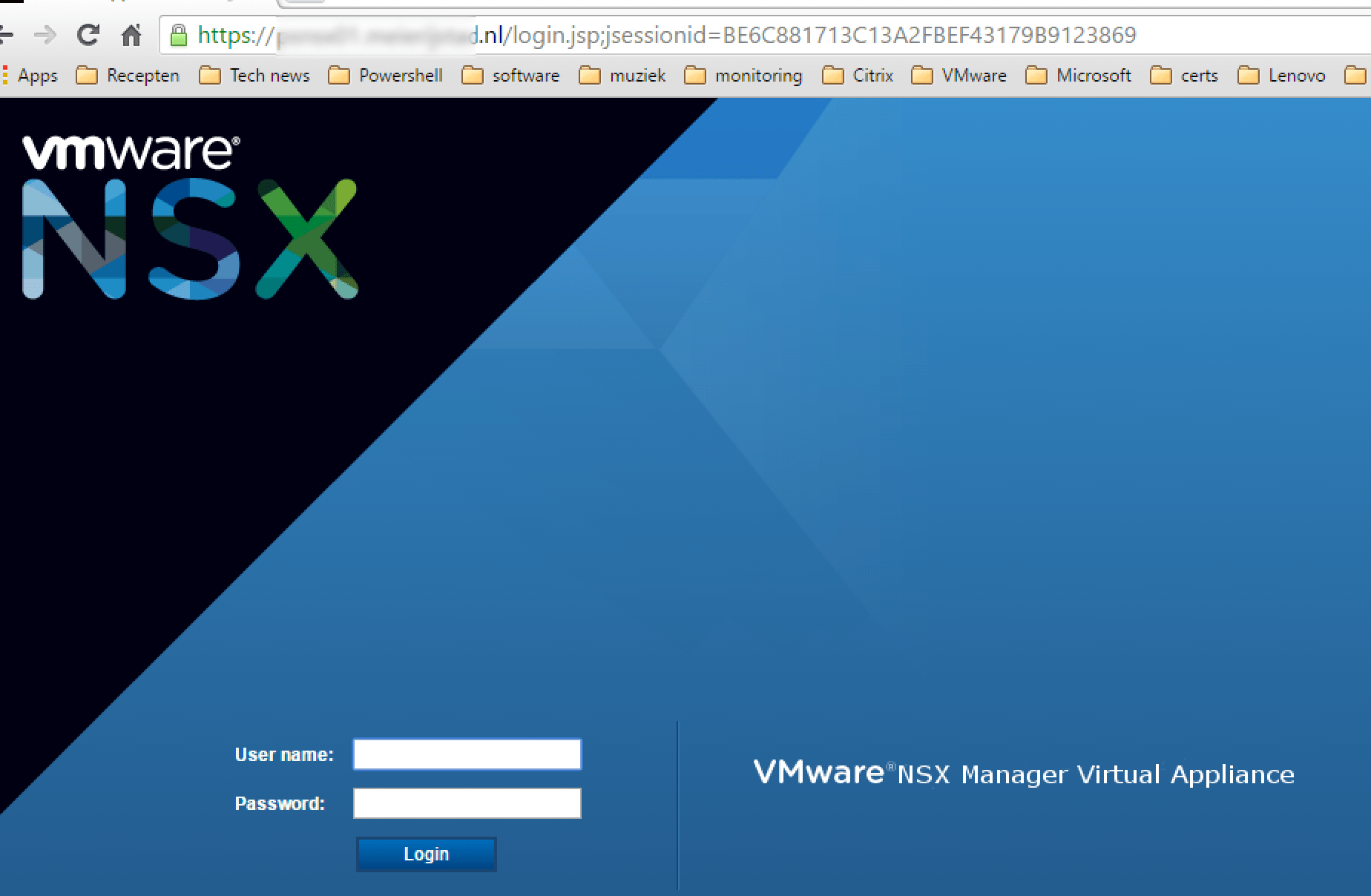 VMware NSX Manager SSL certificate - a how-to guide