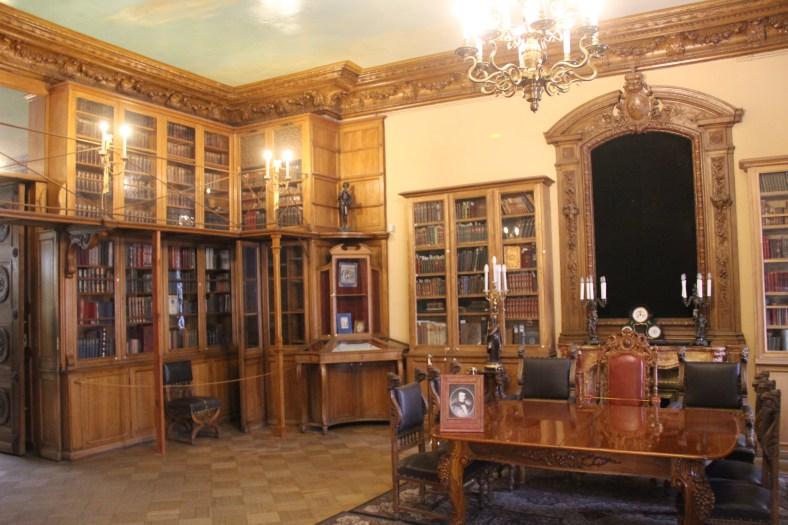 Yusipov Palace - Library