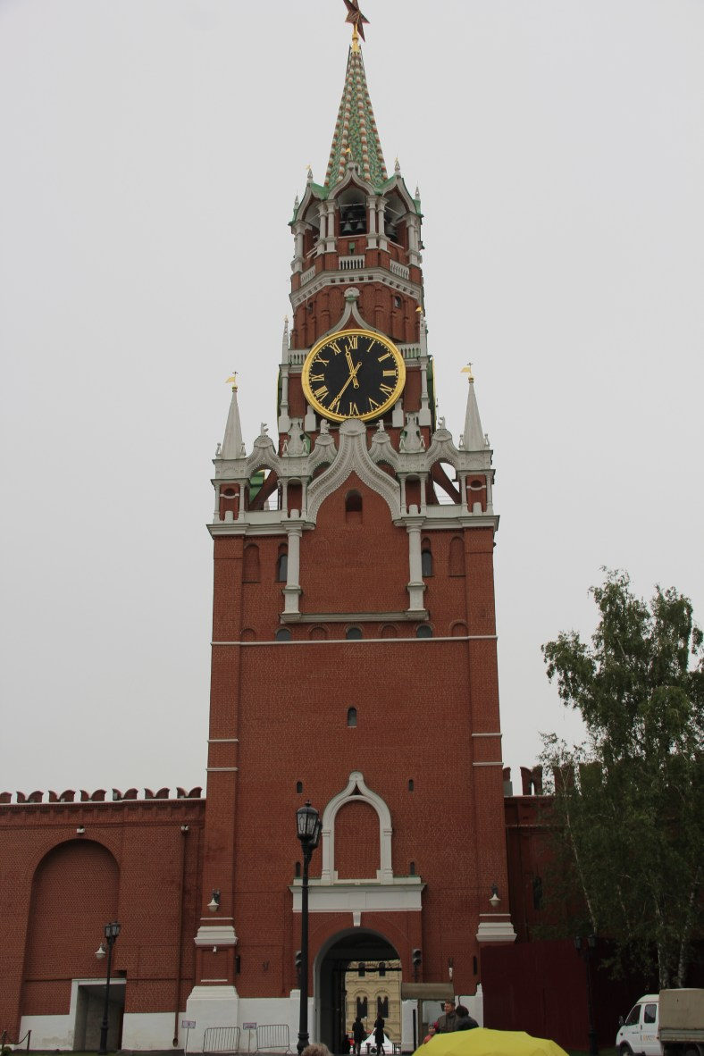 Kremlin - Spasky Tower