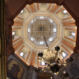 Main Dome Ceiling