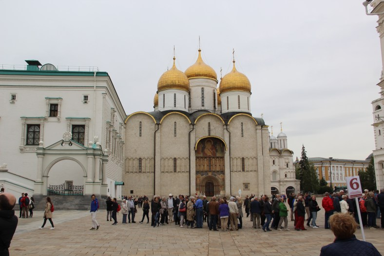 Kremlin - Cathedral of the Annunciation