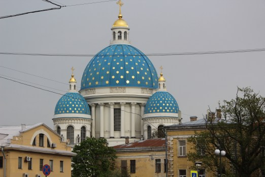 River Cruise - Assumption Cathedral