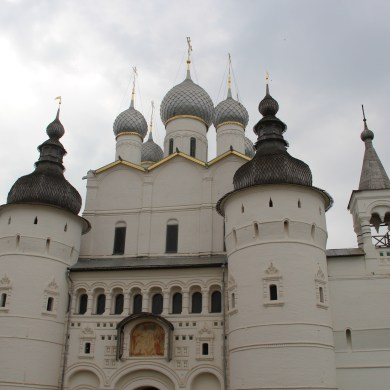 Rostov Kremlin Gate