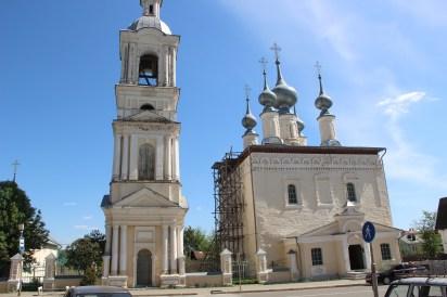 Suzdal - Downtown Church