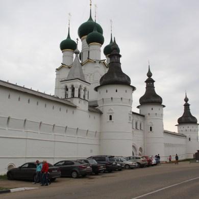 Rostov Kremlin Walls