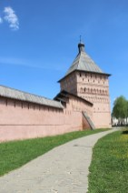 Suzdal - Monestary Walls