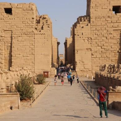 Temples at Karnak (3)