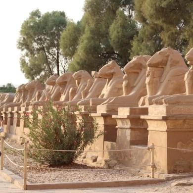 Temples at Karnak (1)