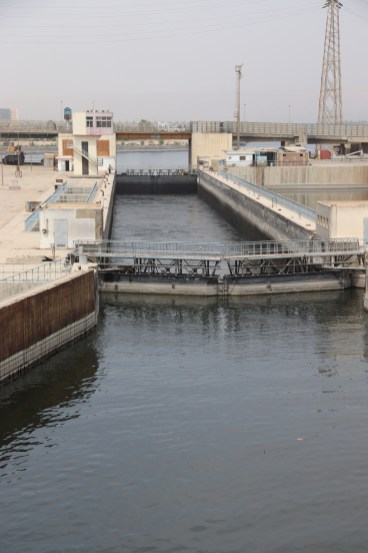 Lock on The Nile (1)