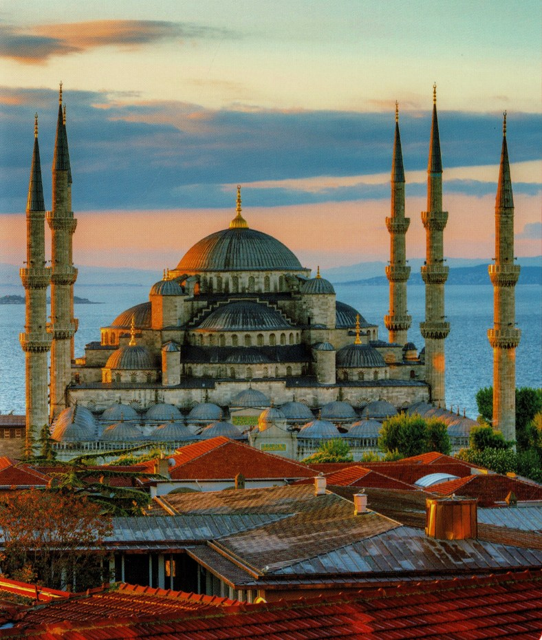 Istanbul - Blue Mosque_20190306_171530