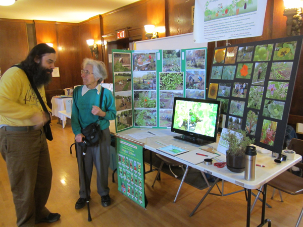 Robbins Farm Garden at Arlington's 2014 EcoFest