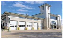 sectional commercial garage doors