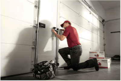 garage door installation, service and repair