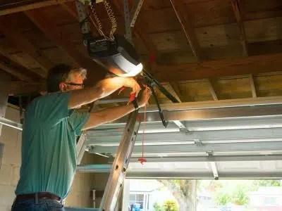 garage door inspection quincy