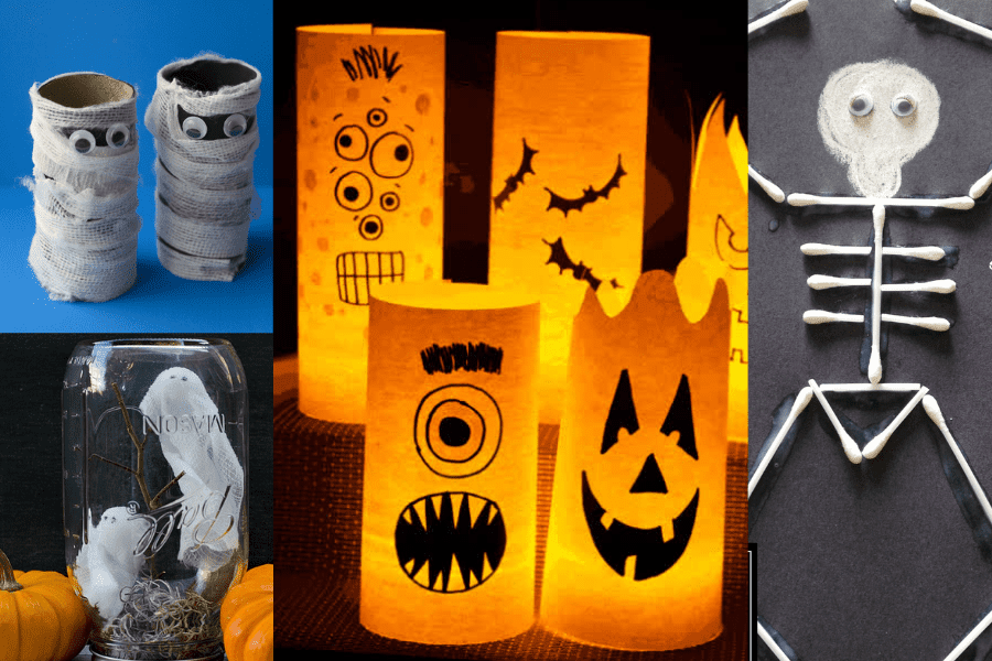 Family Fun: Halloween Crafts