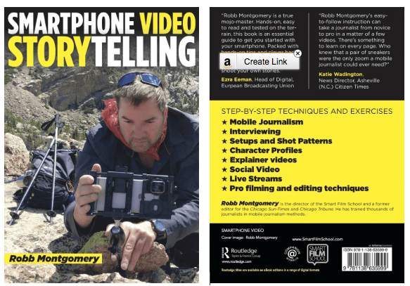 Smartphone Video Storytelling - textbook