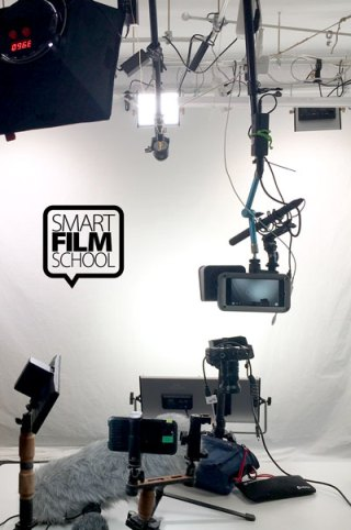 Image of the smart film school studio gear