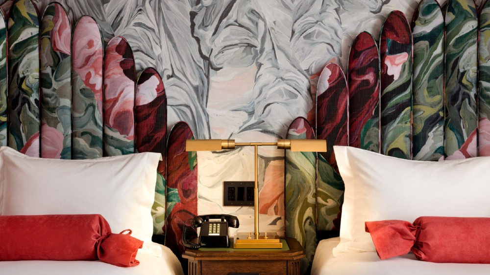 Riggs Washington Dc Brings Cool Style And Amenities To The Capital Robb Report