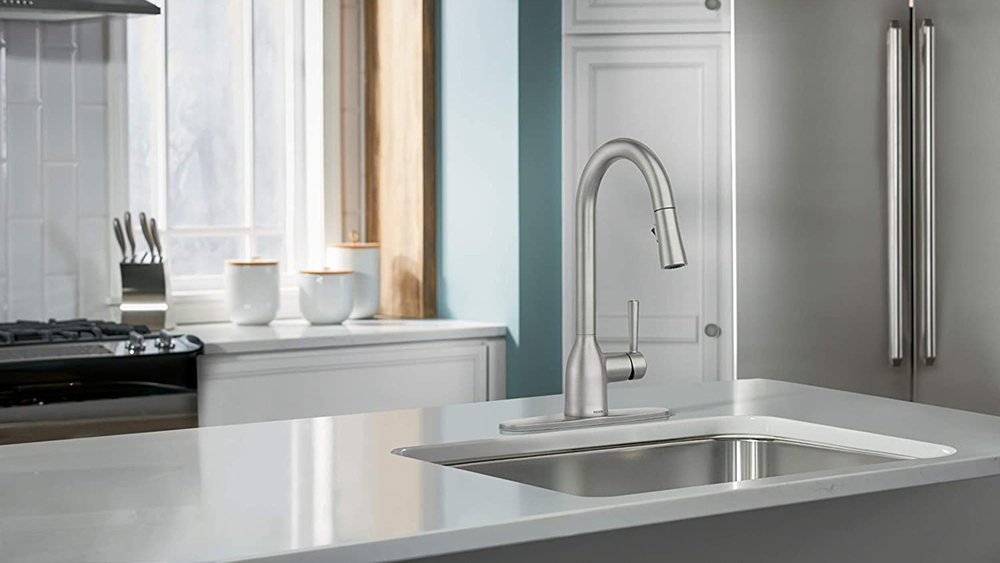 the best kitchen faucets with pull down