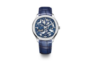 Piaget's new Polo watch has a colorful skeletal movement – Robb Report