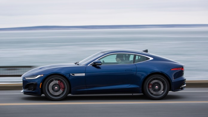 Review Jaguar S 2021 F Type R Has Its Claws Out For The Competition Robb Report