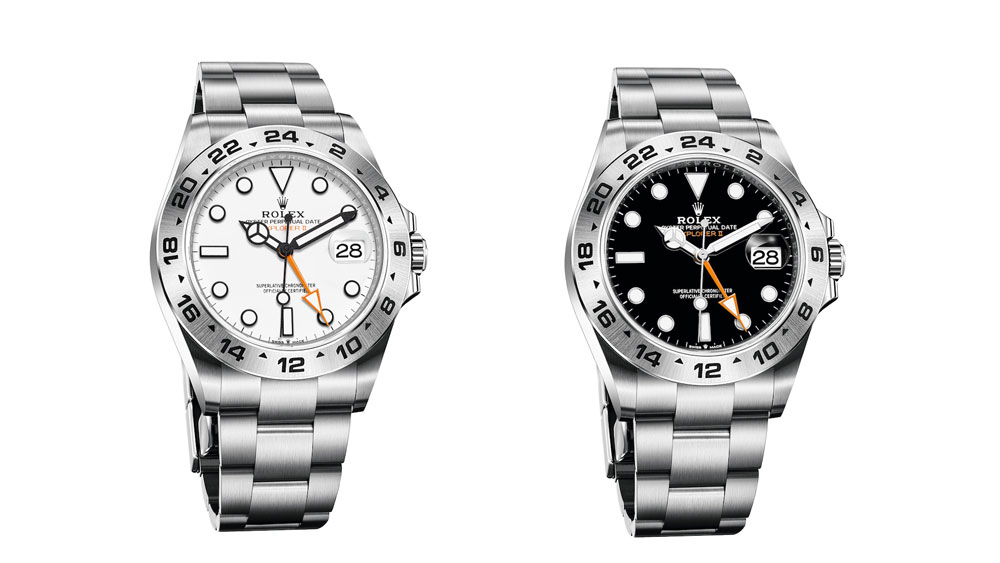 Rolex : Rolex s.a respects your right to privacy and is