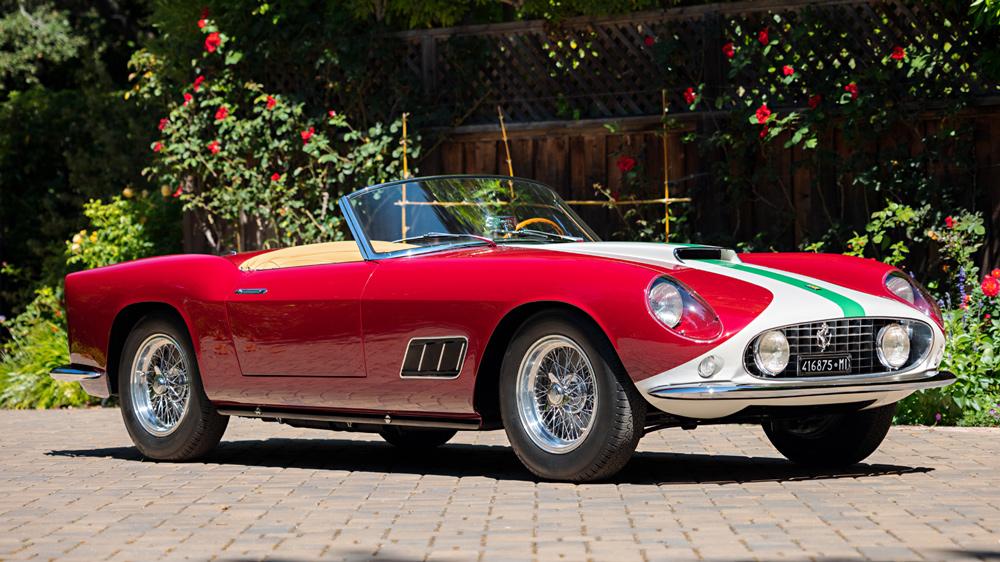 Ferrari California Spider Competizione- autohage.com