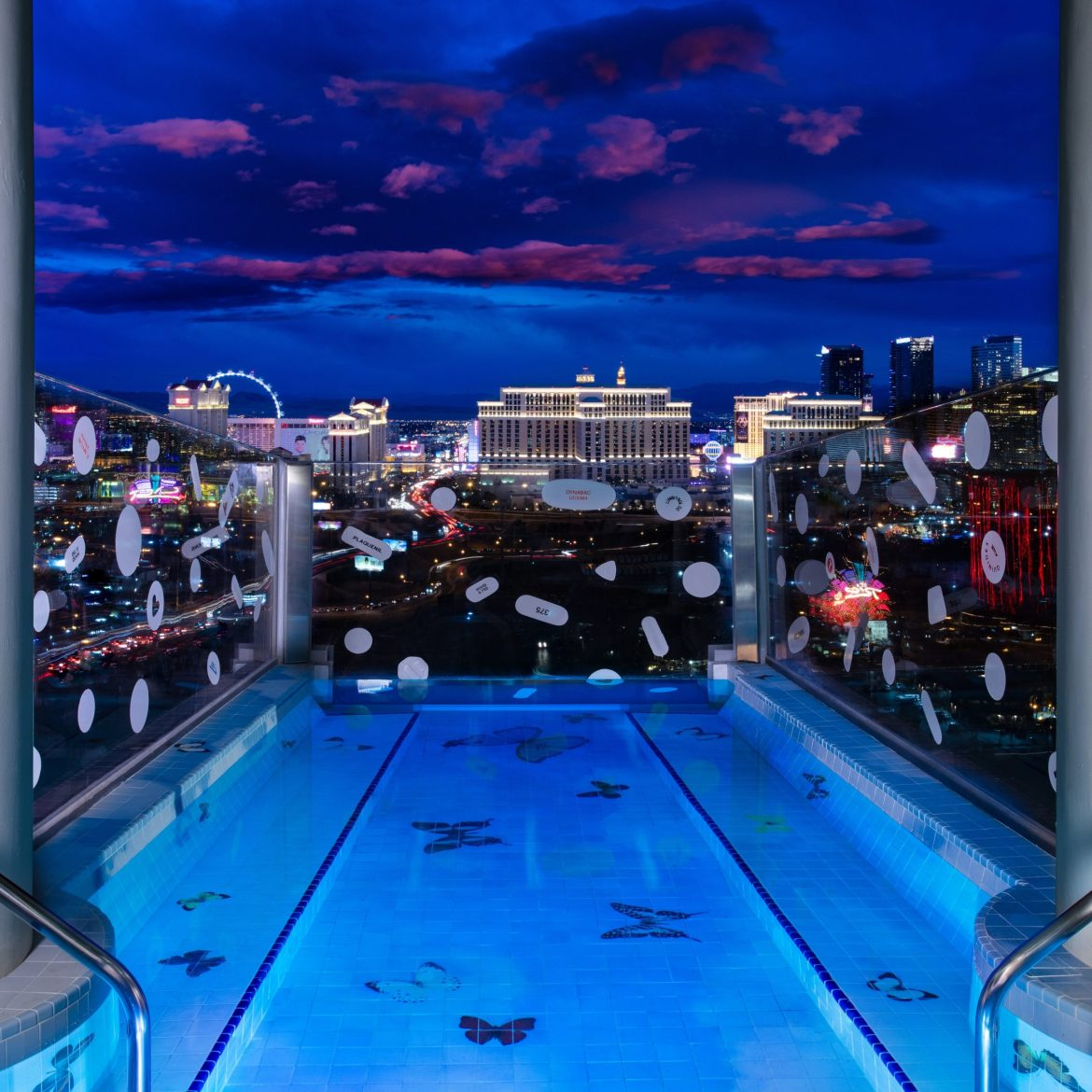 00 promo image damien hirst suite palms casino resort las vegas - Esta es la habitación de hotel más cara de Estados Unidos diseñada por Damien Hirst