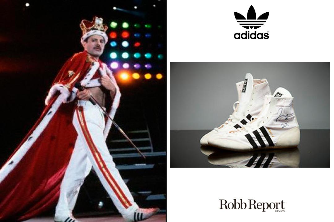01 Marcas 1 - Estas fueron las marcas favoritas de lujo del legendario Freddie Mercury