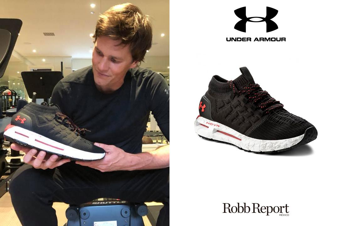 03 Under Tom Brady - Estas son las marcas favoritas de lujo de Tom Brady