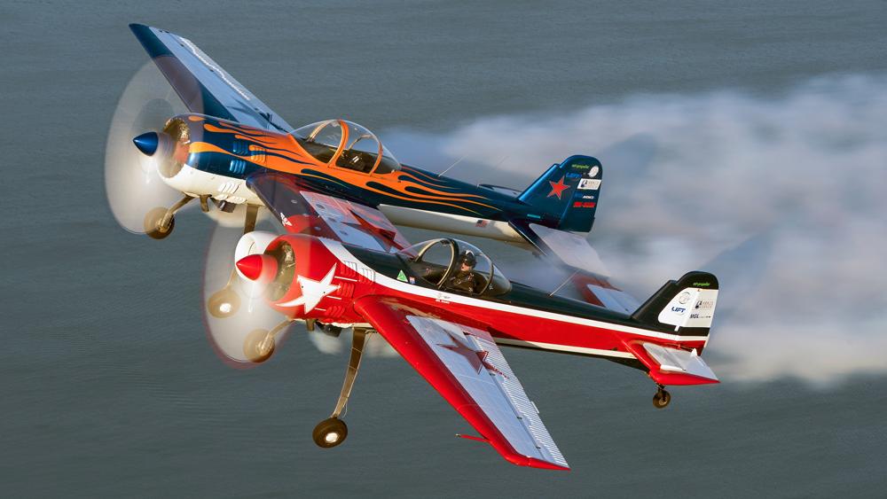 04 avio%CC%81n - El Yak 110 es lo que obtienes cuando combinas dos aviones