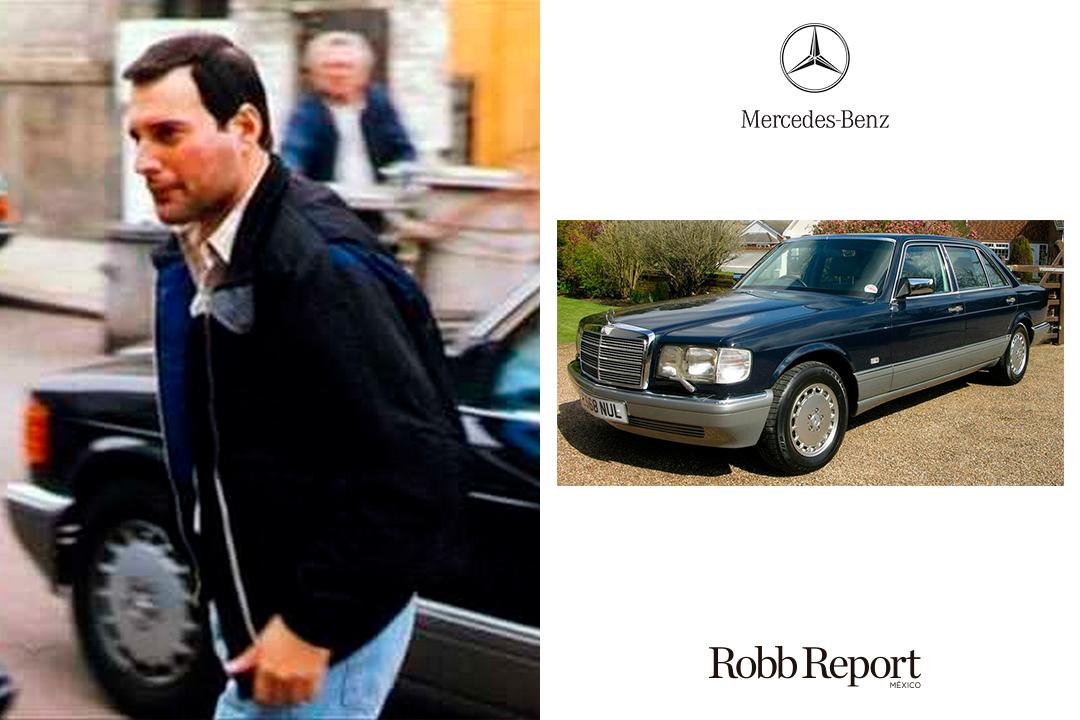 04 Marcas 1 - Estas fueron las marcas favoritas de lujo del legendario Freddie Mercury