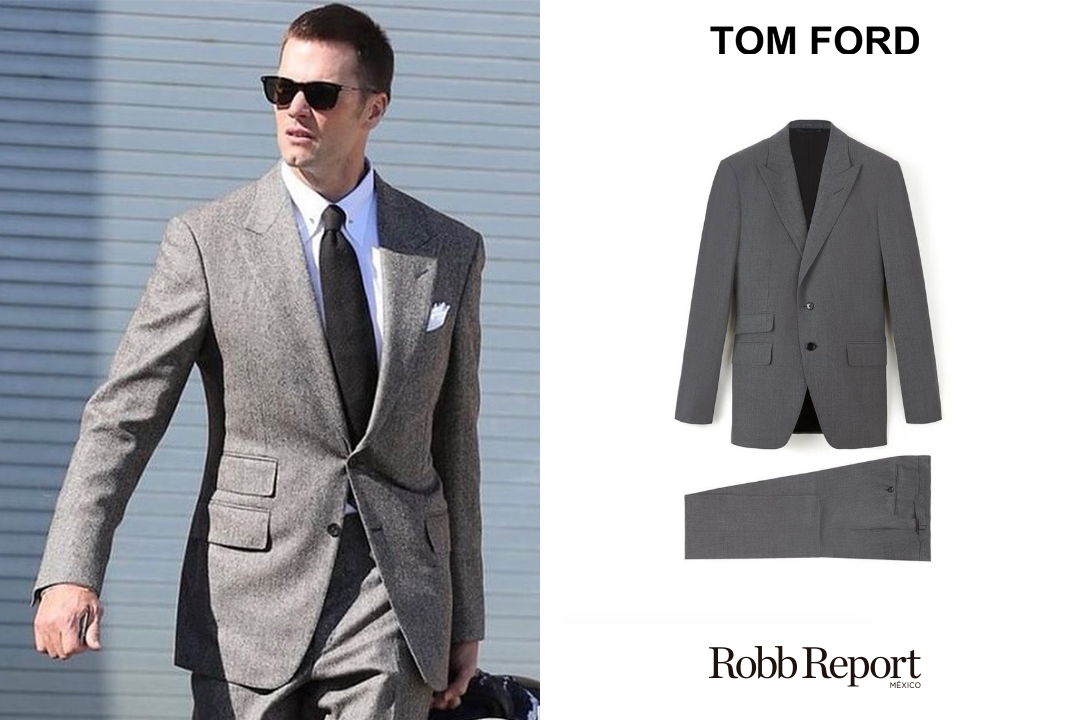 04 Tom Ford Brady - Estas son las marcas favoritas de lujo de Tom Brady