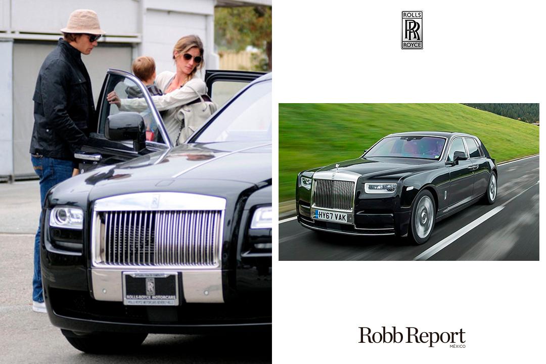 05 RR Tom  - Estas son las marcas favoritas de lujo de Tom Brady