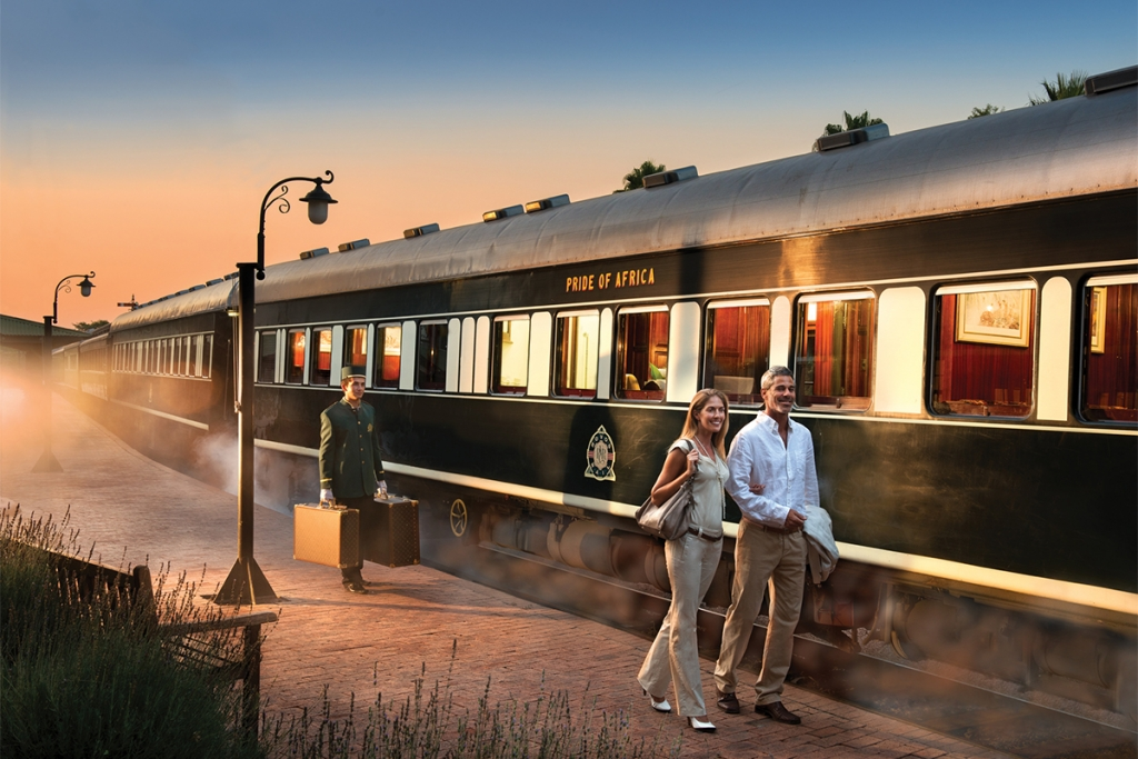 12 trenes de lujo el top mundial de los viajes mas exclusivos 1024x683 - Así es como un billonario disfruta de un año sabático