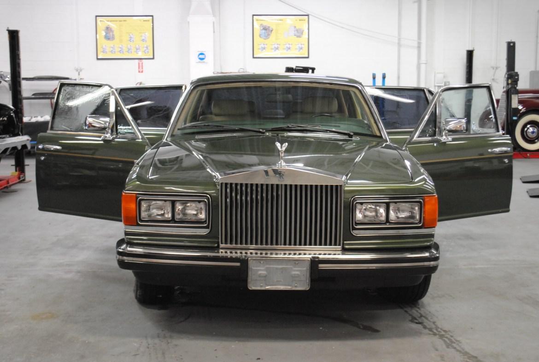 1987 rolls royce silver spur 1550081260ff9f98764daDSC 0850 - El icónico Silver Spur Rolls Royce 1987 de la princesa Diana está en subasta