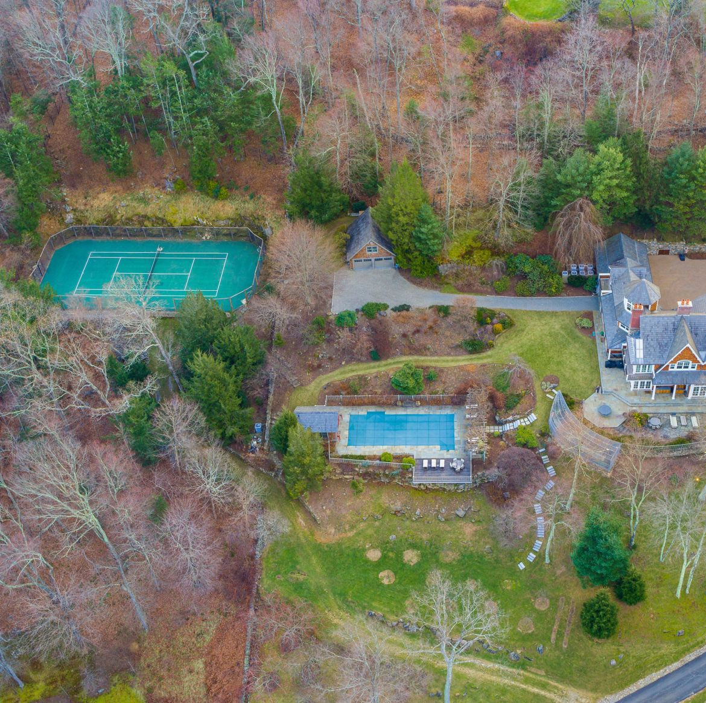 54321 - ¡La queremos! Bruce Willis pone a la venta su casa de campo en Nueva York
