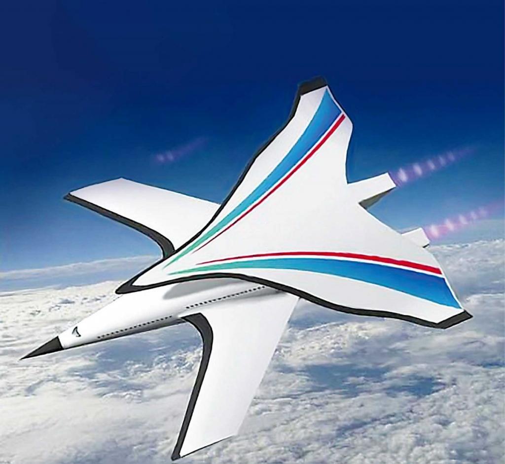 6f0ade96 1701 11e8 ace5 29063da208e4 image hires 114852 1200x1103 1024x941 - Tres aviones supersónicos que podrían conquistar el cielo