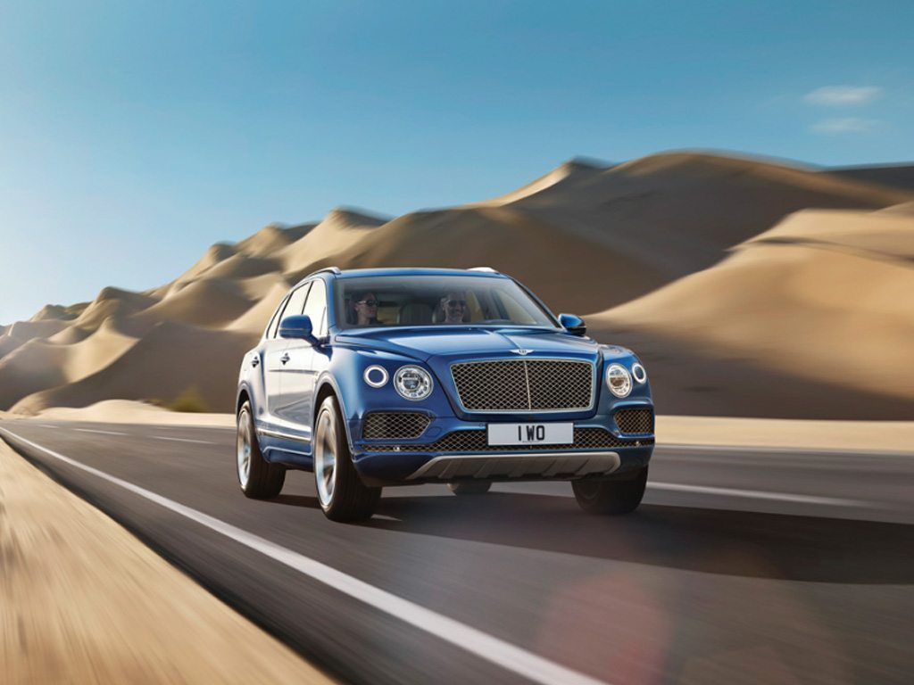 Potencia, lujo y exclusividad: Bentley Bentayga