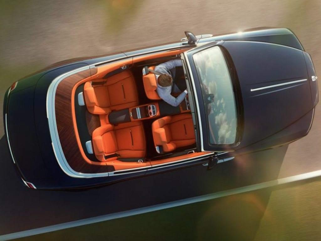 Lujo para Cuatro: Rolls-Royce Dawn