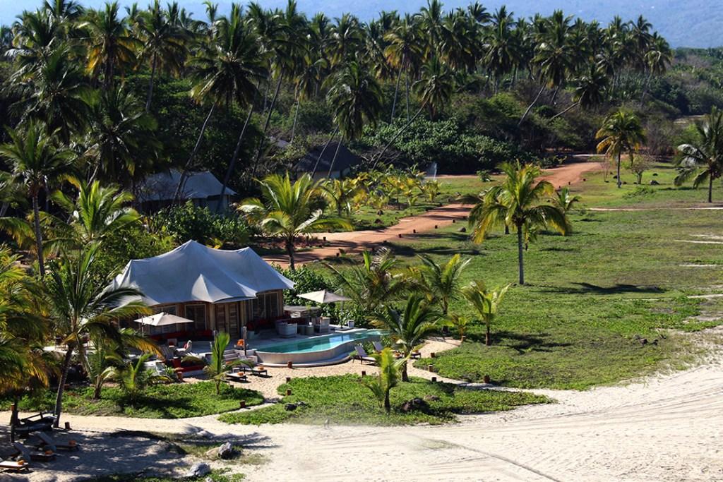 Siari es el hotel más exclusivo de Nayarit al que solo puedes entrar con invitación