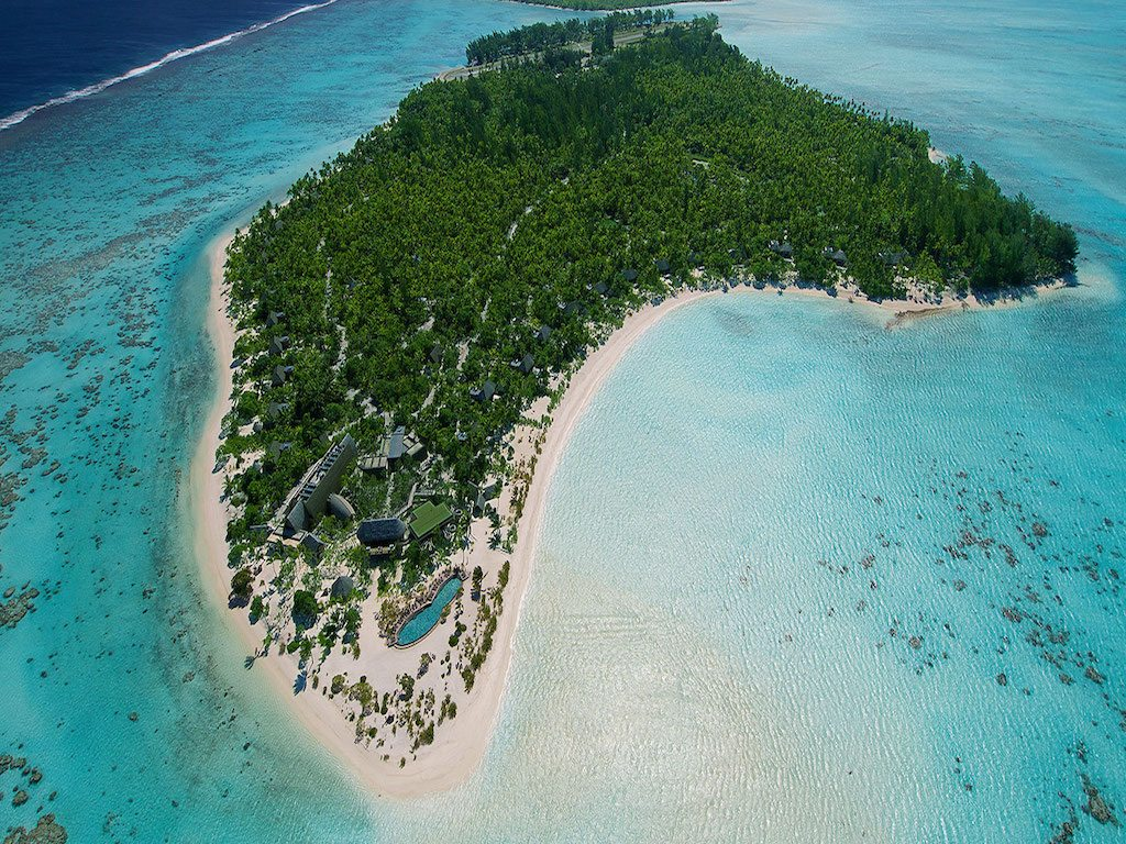 Los 5 hoteles de playa más lujosos de México