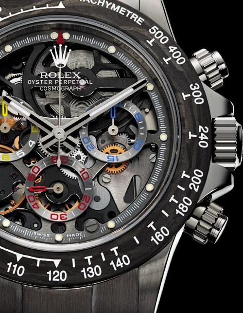 ag jpm face chprd - 'La Montoya', un Rolex cuyo sinónimo es la perfección
