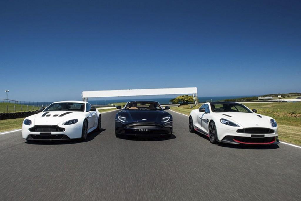 Las experiencias de Aston Martin que todo amante de la velocidad debe vivir