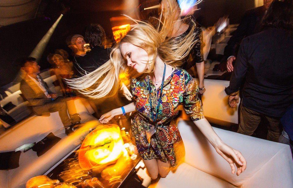 La celebridades que han festejado en Amber Lounge