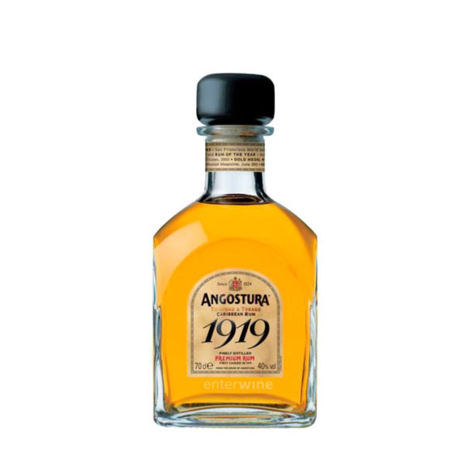 angostura 1919 - 10 botellas que son un must para el bar de tu casa