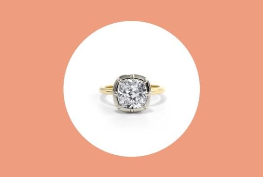 anillos compromiso tendencias 2019 4 - ¿Buscas anillo de compromiso? Sigue las tendencias del 2019